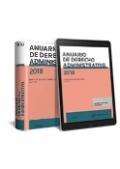 Anuario de Derecho Administrativo 2018