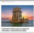 Congreso Internacional Derecho Concursal y Societario de Lisboa