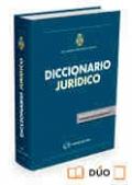 Diccionario Jurídico Real Academia Jurisprudencia y Legislación