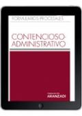 Formularios Procesales Contencioso-Administrativo (e-Book)