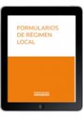 Formularios de Régimen Local (e-book)