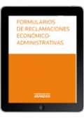 Formularios de reclamaciones económico-administrativas (e-book)
