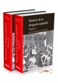 Historia de la Abogacía Española