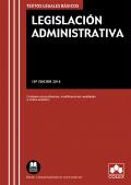 Legislación Administrativa
