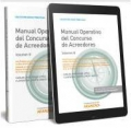 Manual Operativo del Concurso de Acreedores: La liquidación III