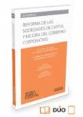 Reforma S. de capital y mejora del gobierno corporativo