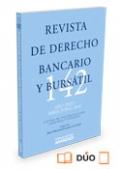Revista de Derecho Bancario y Bursátil