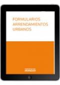 Formularios Arrendamientos Urbanos (e-book)