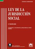 Ley de la Jurisdicción Social - Código Comentado (Edición 2020)